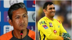 Ipl 2020 Dhoni Will Resign From Csk Captaincy Says Sanjay Bangar