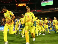 Ipl 2020 Csk Wins The Toss And Chooses To Bowl Against Kxip