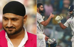 India Vs Australia Ajinkya Rahane Should Not Copy Kohli Says Harbhajan Singh