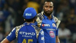 We Are Excited Kieron Pollard Gives Update On Rohit Sharma S Injury
