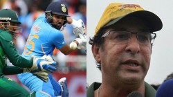 Indian And Pakistani Players Competing In Each Other S T20 League Wasim Akram Says