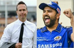 Fantastic Man Manager Rohit Sharma To Captain India In T20is Michael Vaughan