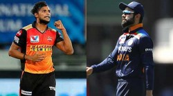 Aus Vs Ind Natarajan Was A Better Option In The Place Of Saini For India