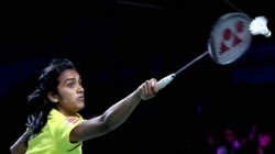 Definitely Not P V Sindhu Pulls Up A Dhoni With Her Sarcastic Retirement Post