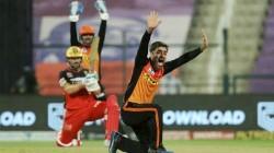 Ipl 2020 Eliminator Srh Vs Rcb Virat Kohli Complains Dropped Catch Of Kane Williamson