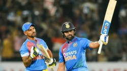 Ipl 2020 Dhawan Says Rohit Sharma Lost His Touch