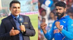 Sanjay Manjrekar S Dm Conversation About Jadeja Is Leaked