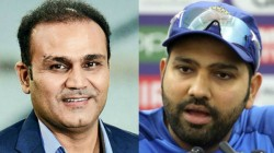 India Vs Australia Virender Sehwag Not Happy With Bcci Over Rohit Sharma Row