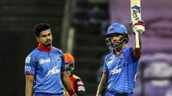 Ipl 2020 Qualifier 2 Dc Vs Srh Shikar Dhawan Scored 600 Runs In Single Ipl Season