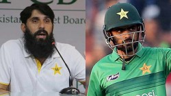 Nz Vs Pak Babar Azam Ruled Out Of T20i Series