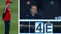 England Allegedly Used Coded Messages To Contact Fielders In The Ground