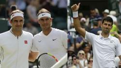 Djokovic Federer Nadal Tiafoe Win Atp Awards