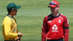 Sa Vs Eng First Odi Postponed In Fear Of Covid