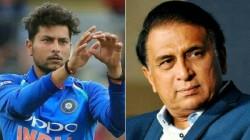 Kuldeep Is Back In Rhythm India Can Try Him In 1st T20 Gavaskar