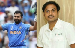 Not Sure About Rohit S Opening After A Long Break Msk Prasad Says