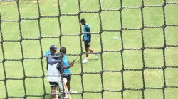 Indian Team Sweat It Out In Nets Ahead Of Melbourne Test