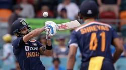 Kohli Ends 2020 Without An Odi Hundred First Time Since