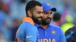 Virat Kohli Equals Rohit Sharma S Record For Most Half Centuries In T20is