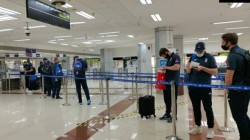England Players Reached Chennai Airport To Play Test Series Against India