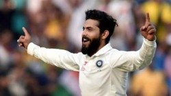 Jadeja Takes Three Wickets Against Australia In The Third Test