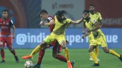 Isl 2020 21 Jamshedpur Fc Vs Hyderabad Fc Match Result 25 01