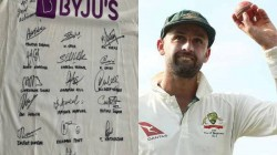 Nathan Lyon Thanks Team India And Rahane For The Nice Gesture