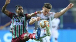 Isl 2020 21 North East United Fc Vs Atk Mohun Bagan Match Result