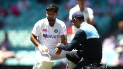 Ind Vs Aus Ravindra Jadeja Rishabh Pant Injured In Sydney Test