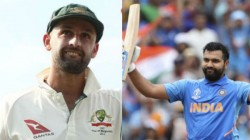 Rohit Sharma Is One Of The Best Players In The World Nathan Lyon