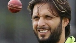 Former Pakistan Greats Should Follow The Footsteps Of Rahul Dravid Afridi Says