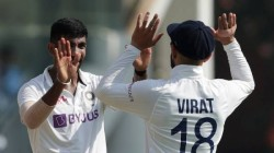 Bumrah Leaves From The Team India For The Final Test Against England