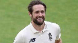 All Rounder Chris Woakes Flies Home From India Test Tour