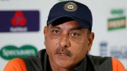 Ravi Shastri S Epic Response To Meme While Pitch Controversy