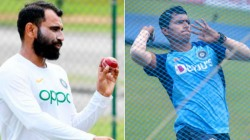 India Vs England Mohammed Shami Navdeep Saini Likely To Join Team For 3rd Test