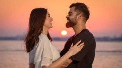 Forever And Beyond See Anushka Sharma S Valentine S Day Post For Virat Kohli