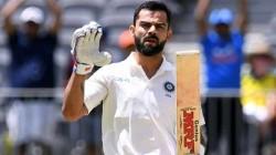 Indian Skipper Kohli S Batting Changes Getting A Applause