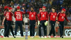 England Won The Toss And Chose To Bowl