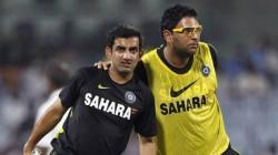 Gambhir Replies On Yuvraj S Critic Tweet About Wicket
