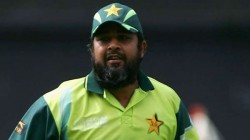 Former Pakistan Captain Inzamam Ul Haq Weighs On Pitch Controversy