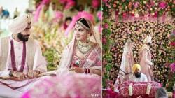 Jasprit Bumrah Sanjana Ganesan Get Married