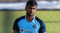 Knee And Shoulder Injury Puts Natarajan In Doubt For T20is