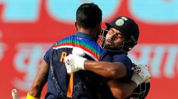 Kl Rahul Hits 5th Odi Hundred In Second Match Against England