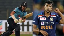He Had Six Deliveries There And Showed Why He S A Good Bowler Sam Curran About T Natarajan