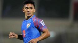 Indian Football Team Captain Sunil Chhetri Tested Positive For Covid