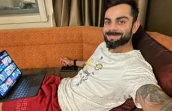 Virat Kohli Second Player To Score 10 000 Odi Runs At No
