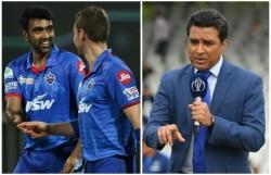 Ipl 2021 Sanjay Manjrekar Trolls Ashwin Bowling Style In T20 And Odi Matches