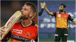 Ipl 2021 Warner Does Not Want Natarajan To Leave The Bio Bubble For Scan