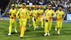 One Member From Chennai Super Kings Tests Positive For Corona Virus Report