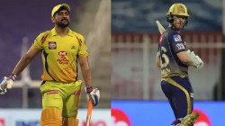 Ipl 2021 Kkr Won The Toss Against Csk Both Teams Made A Major Changes In Bowling Department