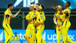 Ipl 2021 Dhoni Reveals How He Face Up Russel Cummins Rampage For Csk S Win